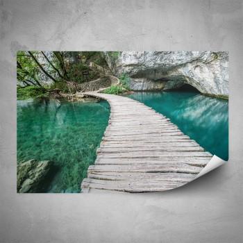 Plakát - Cesta po molu