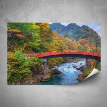 Plakát - Červený most