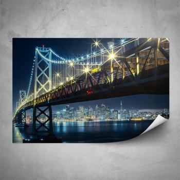 Plakát - Most Golden Gate