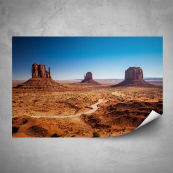 Plakát - Monument Valley
