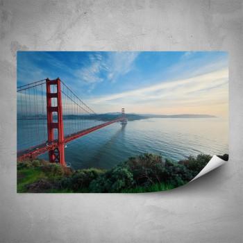 Plakát - Golden Gate