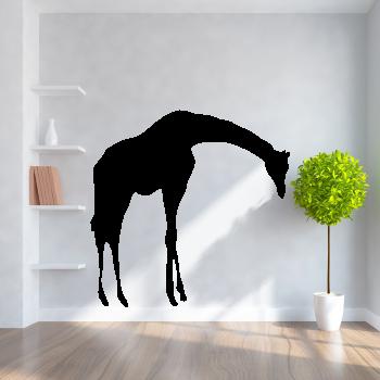 Samolepka na zeď - Žirafa 2
