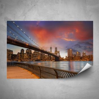 Plakát - Brooklynský most