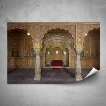 Plakát - Junagarh Fort