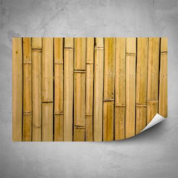 Plakát - Detail dřeva