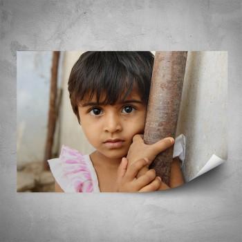 Plakát - Děvčátko