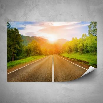 Plakát - Cesta do města