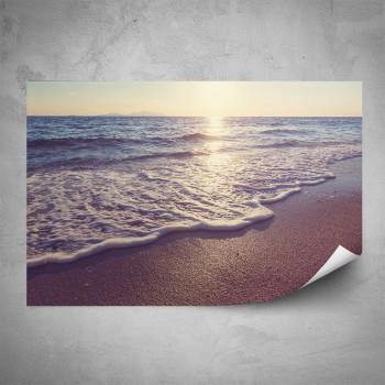 Plakát - Písečná pláž