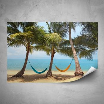 Plakát - Plážová pohoda