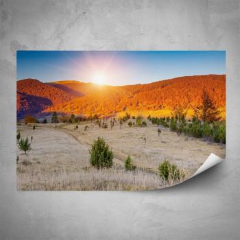 Plakát - Horská příroda