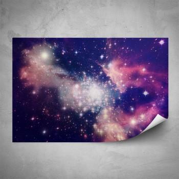 Plakát - Vesmírná záře