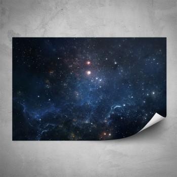 Plakát - Hvězdy ve vesmíru