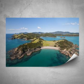 Plakát - Malé souostroví