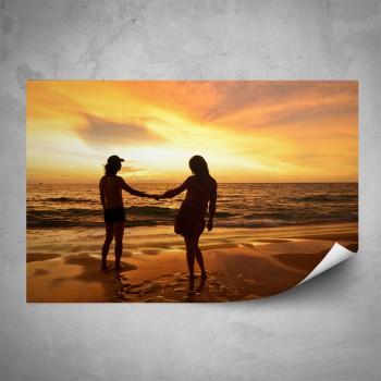 Plakát - Zamilovaný pár