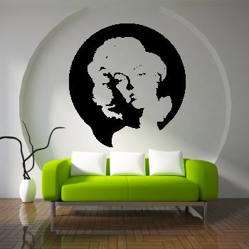 Samolepka na zeď - Marilyn Monroe 2