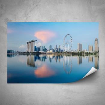 Plakát - Singapur