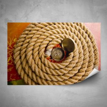 Plakát - Smotané lano
