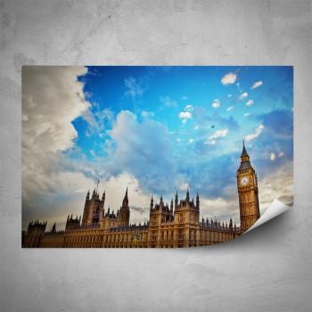 Plakát - Big Ben