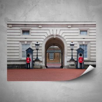 Plakát - Buckinghamská stráž