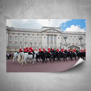 Plakát - Buckingham palace