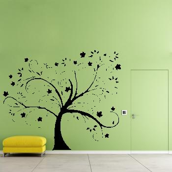 Samolepka na zeď - Strom art