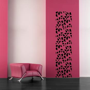Samolepka na zeď - Dekorace tapety