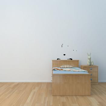 Samolepka na zeď - Myšák