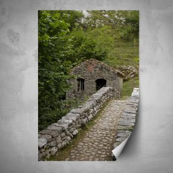 Plakát - Kamenný mostek