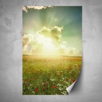 Plakát - Sluneční svit