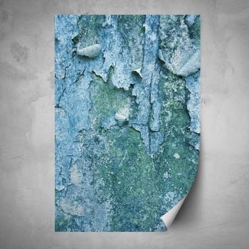 Plakát - Detail kůry