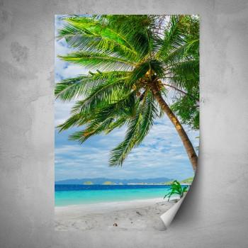Plakát - Palma na pobřeží