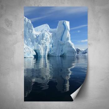 Plakát - Ledovcové kry