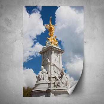 Plakát - Viktoriin památník