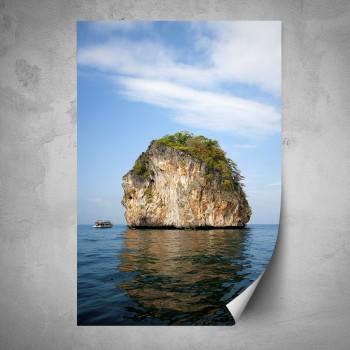 Plakát - Kamenný ostrov