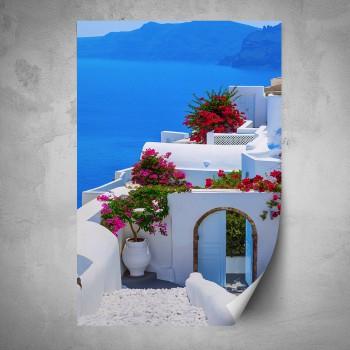 Plakát - Řecká architektura