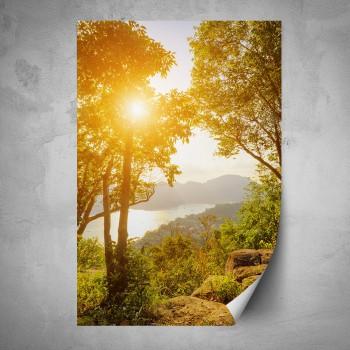 Plakát - Sluneční příroda