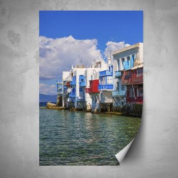 Plakát - Přístavní město