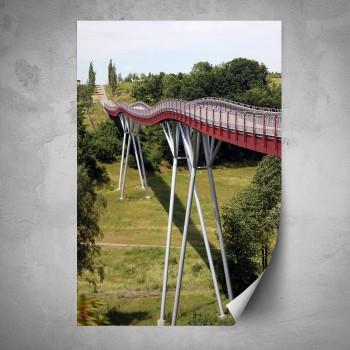 Plakát - Dlouhý most