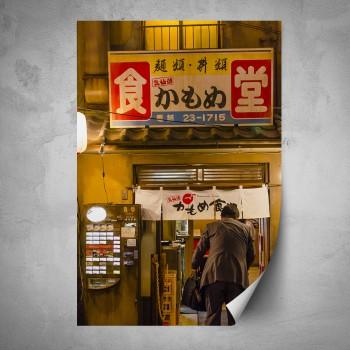 Plakát - Čínský obchod