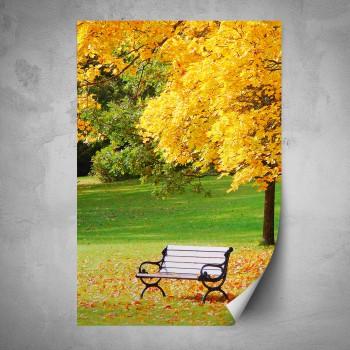 Plakát - Podzimní park
