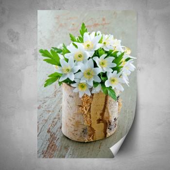 Plakát - Jarní květy