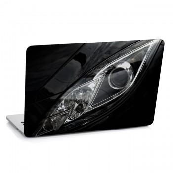 Samolepka na notebook - Detail světla