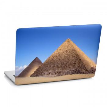 Samolepka na notebook - Pyramidy