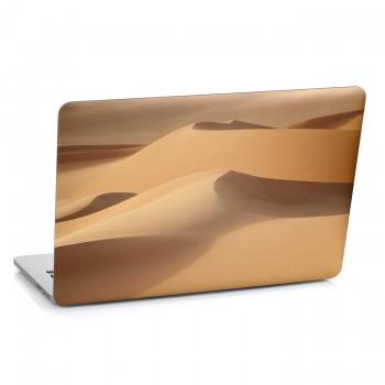 Samolepka na notebook - Poušť