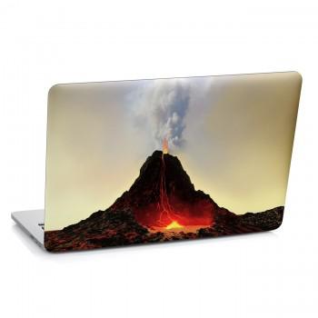 Samolepka na notebook - Sopka