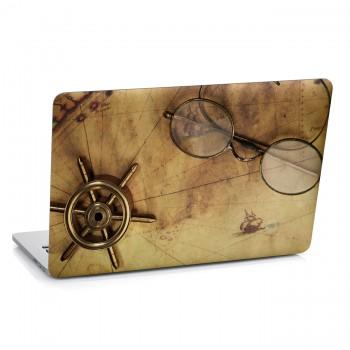 Samolepka na notebook - Brýle