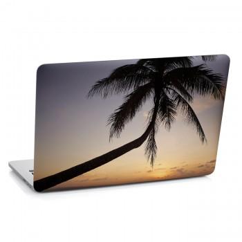 Samolepka na notebook - Palma