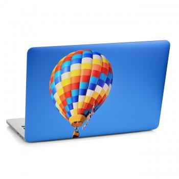 Samolepka na notebook - Horkovzdušný balón