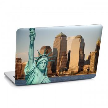 Samolepka na notebook - Socha svobody