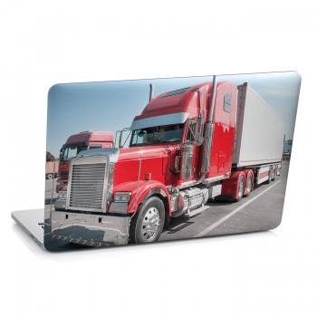 Samolepka na notebook - Kamión